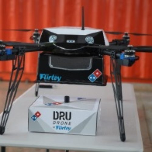 Domino's test drives 'Drone Delivery' in New Zealand