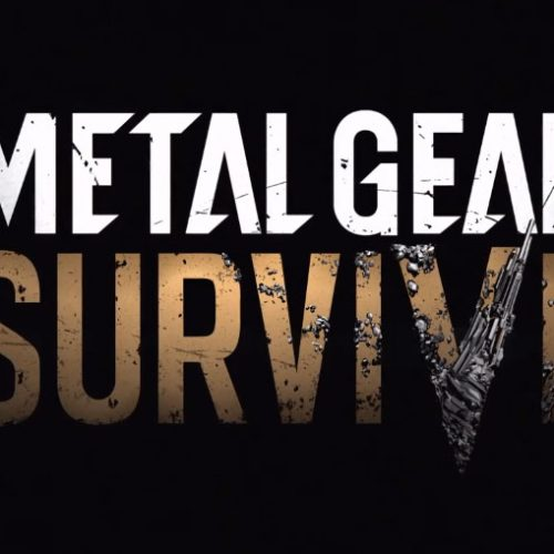 Konami releasing new Metal Gear game, a zombie survival horror?