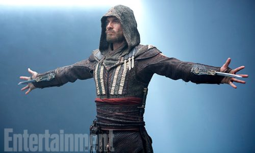 Assassin's Creed movie will feature characters from games