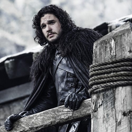 Game of Thrones' Kit Harrington speaks now that winter is here