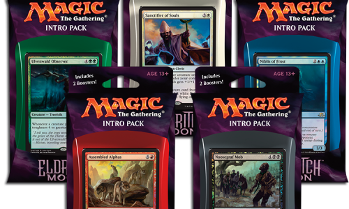 Power Ranking the Eldritch Moon Intro Packs