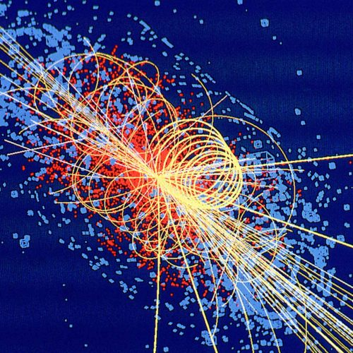 New discovery from the Large Hadron Collider