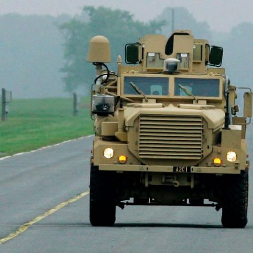 Driverless cars are coming to the military