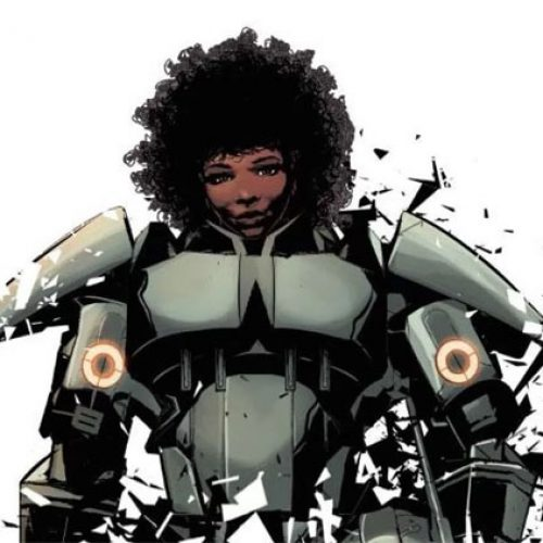 New Iron Man, Riri Williams, will take on different code name