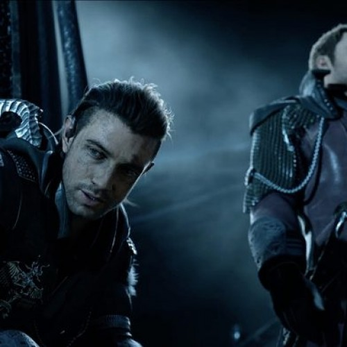 Kingsglaive: Final Fantasy XV challenges and getting Aaron Paul, Sean Bean and Lena Headey