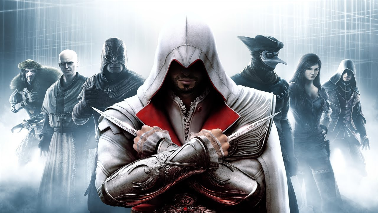 Assassin S Creed Ezio Collection Outed By Korean Game Rating