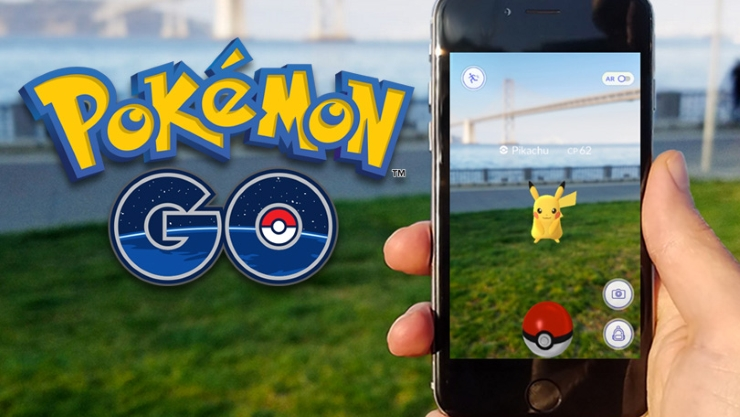Pokémon Go usage has fallen by 12 million users