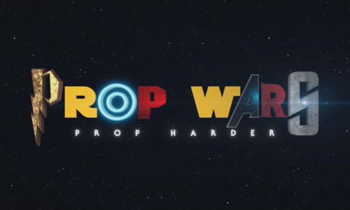Sneaky Zebra and Loot Crate have fun with props in 'Prop Wars: Prop Harder'