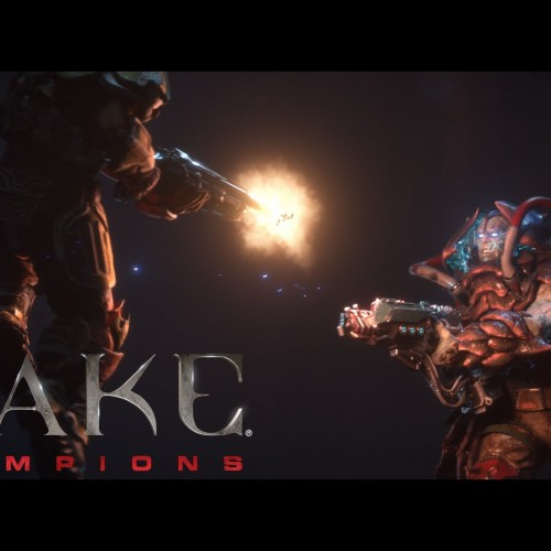Quake: Champions dishes on character abilities