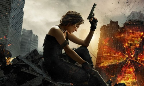 New trailer for Resident Evil: The Final Chapter released