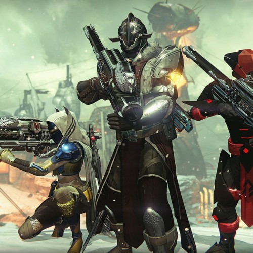 New Destiny: Rise of Iron details including light level increase to 385