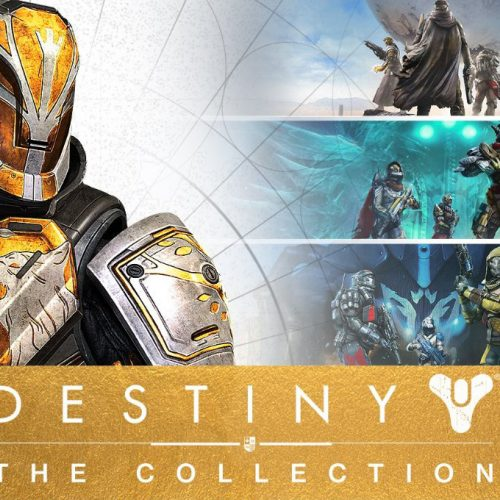 Activision announces Destiny: The Collection