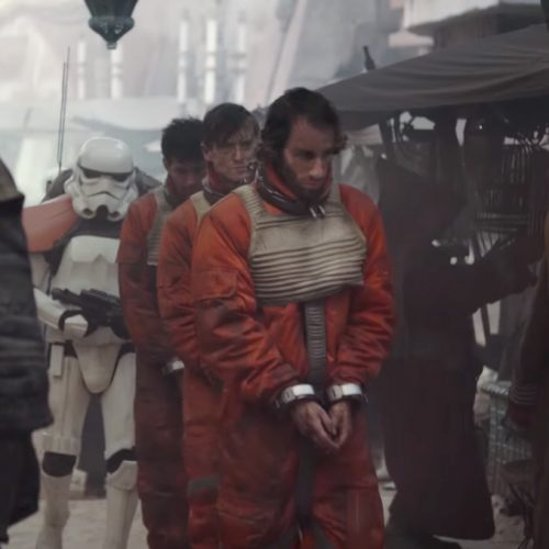 New Rogue One: A Star Wars Story trailer is here