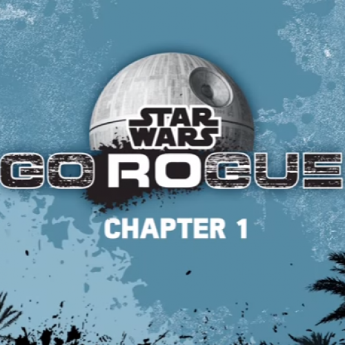 Star Wars presents a toy story adventure for 'Rogue One' #GoRogue