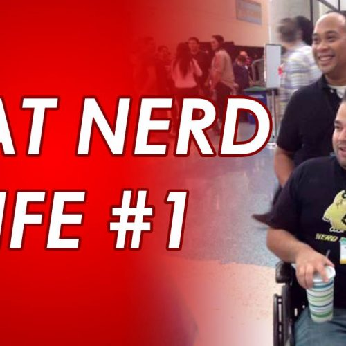 Nerd Reactor Podcast gets a Hollywood remake (sort of)