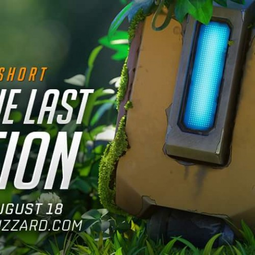 Blizzard's 'The Last Bastion' animated short