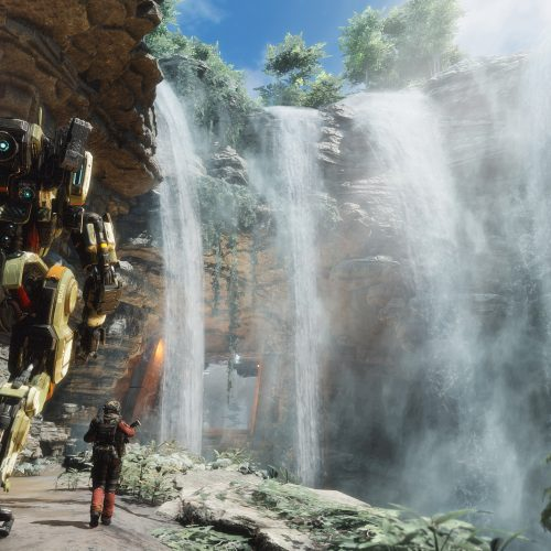 Titanfall 2's single-player campaign will be 'very meaty'