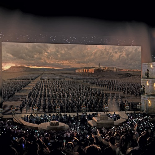 'Music is Coming' epic Game of Thrones concert tour announced