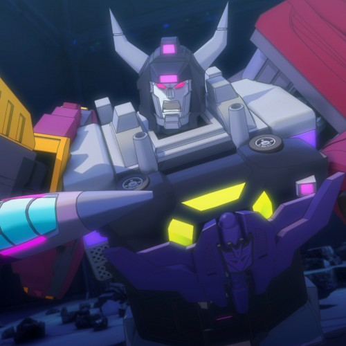 Transformers: Combiner Wars digital series premieres online today