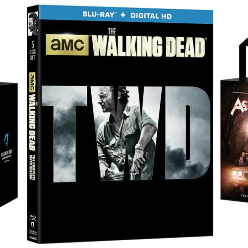 Giveaway – The Walking Dead: Season 6 Blu-ray and Comic-Con bag