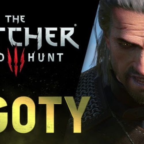 The Witcher 3 GOTY Edition announced and dated