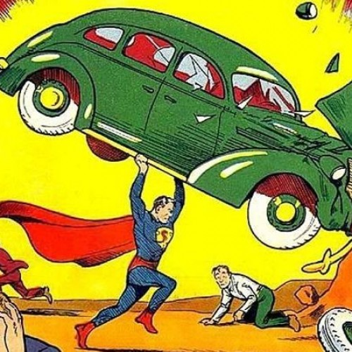 Action Comics #1 sells for almost $1 million