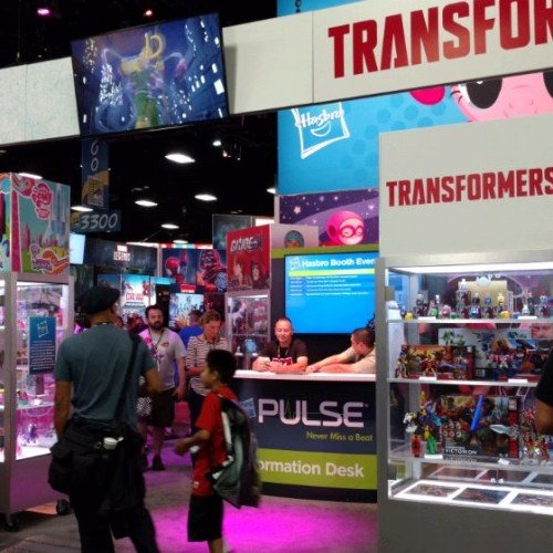 SDCC 2016: Hasbro's John Warden talks Transformers toy line