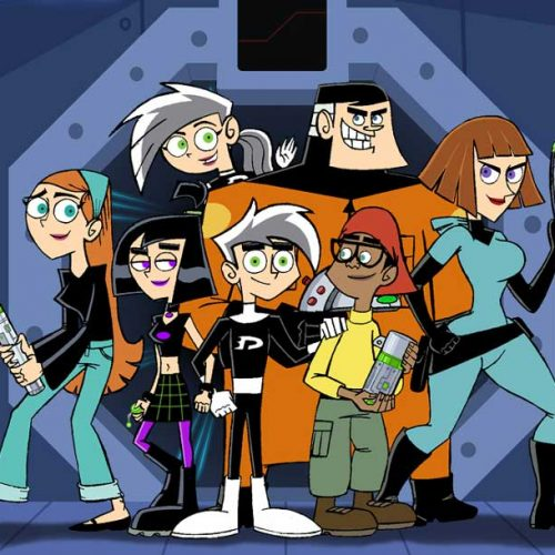 What Danny Phantom characters would look like 10 years older; new series in the works?