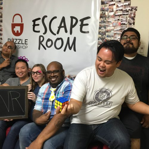 Scarlet Starlet Escape Room can't keep us contained
