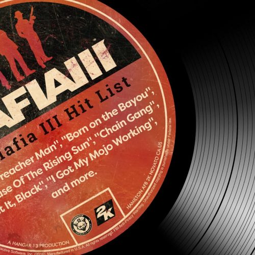 Mafia III contains over 100 songs from the 1960s