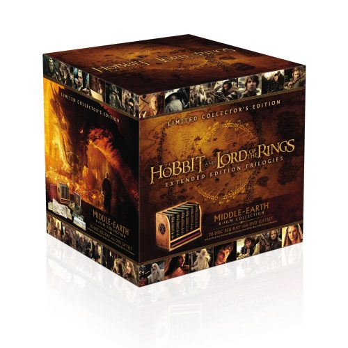 Ultimate Lord of the Rings and Hobbit collection is coming November 1
