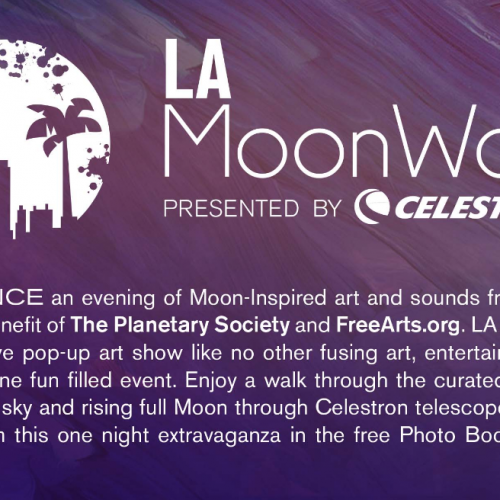 LA MoonWalk is coming up soon!