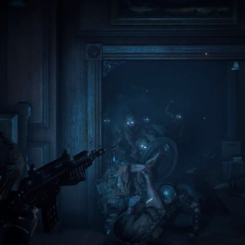 Zombies and ghouls in Rise of the Tomb Raider DLC 'Blood Ties' and 'Laura's Nightmare'