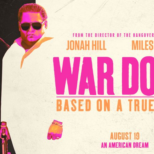 War Dogs (movie review)
