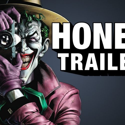 Honest Trailer does Batman: The Killing Joke