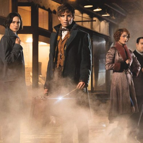 Release date set for 'Fantastic Beasts' sequel; J.K. Rowling and David Yates set to return
