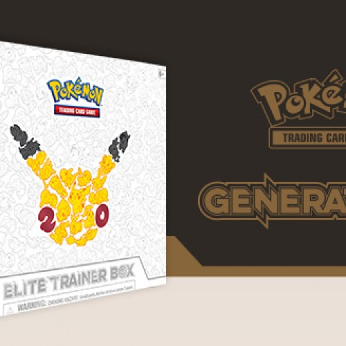 Pokémon TCG: Taking a look at the Pokémon Generations Elite Trainer Box