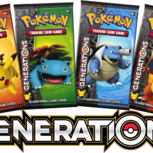 Another looks at Pokémon Mythical Generations boxes and Steam Siege TCG packs
