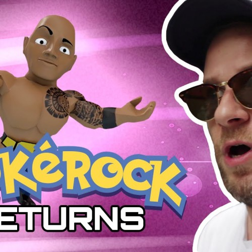 Seth Rogen goes on the hunt for PokeRock