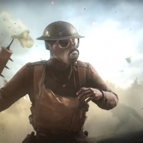New developer diary shows off Battlefield 1's armory