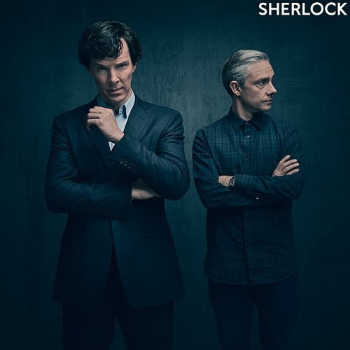 Sherlock releases new promo photo for season 4