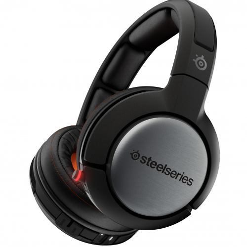 Introducing SteelSeries Siberia 840 bluetooth gaming headset
