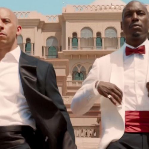 The Rock/Vin Diesel feud continues: Tyrese sides with Diesel