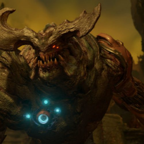 Doom finally gets deathmatch