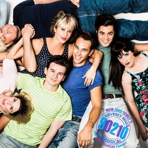 Come see the unauthorized parody 90210! The Musical!