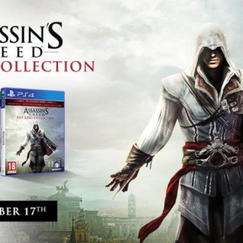 Assassin's Creed: The Ezio Collection officially coming in November