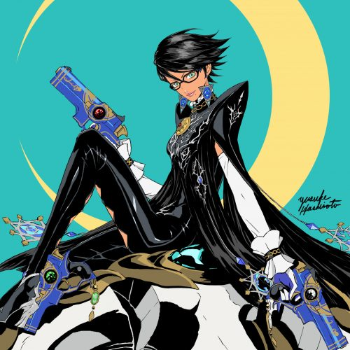Platinum Games' teases Bayonetta amiibo and Bayonetta 2 secrets