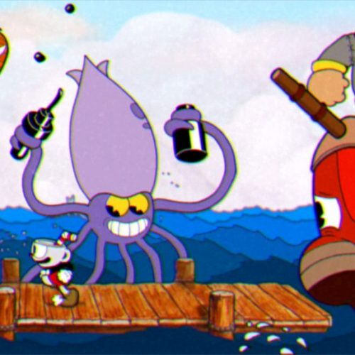 Cuphead reintroduces 1930s style animation to modern gaming