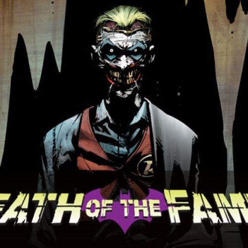 Batman's 'Death of the Family' creators hint at future projects