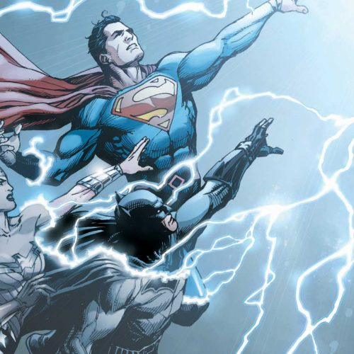 DC's Rebirth pushes past Marvel in sales